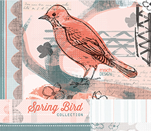 Spring Bird Collection